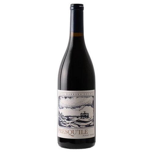 Presqu'ile Winery Santa Barbara County Pinot Noir