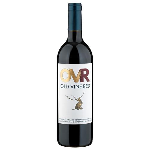 NV Marietta Cellars OVR Old Vine Red Lot 72