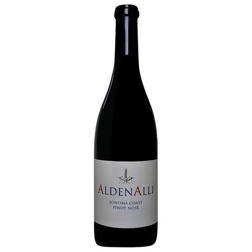 2017 AldenAlli Pinot Noir