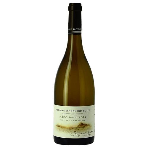 2020 Domaine Sangouard-Guyot Måcon-La Roche Vineuse Clos de la Bressande