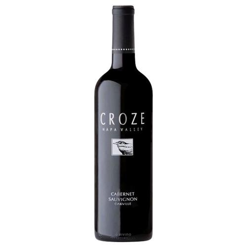 2018 Croze Napa Cabernet Sauvignon