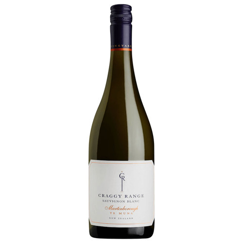 2020 Craggy Range Te Muna Road Vineyard Sauvignon Blanc