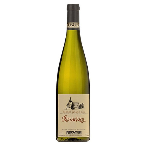 2018 Domaine Jean-Luc Mader Riesling Rosacker