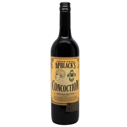 2015 Small Gully Mr. Black's Concoction Shiraz-Viognier
