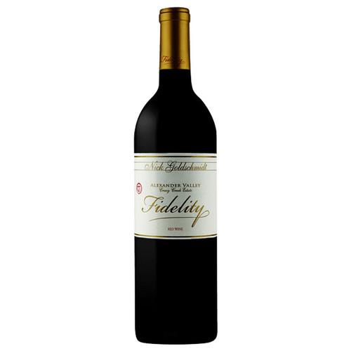 2015 Goldschmidt Vineyards Fidelity Crazy Creek Estate Red