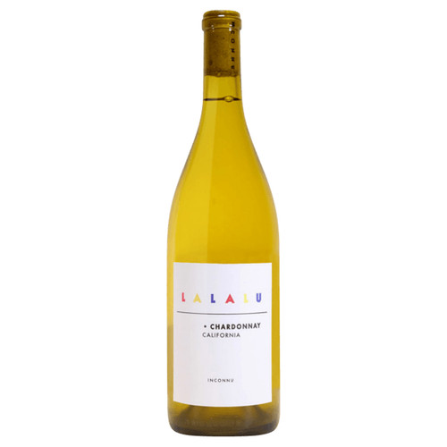 "Inconnu ""Lalalu"" Chardonnay"