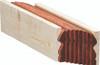 6519B Red Oak Bending Handrail