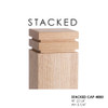 Stacked Cap - 4000