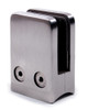 """316 Stainless Steel Glass Clamp 1 11/16"""" x 2 23/32"""" for Tube 1 2/3"""" (E0084)"""