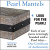 The Bedford Mantel Shelf Gristmill Finish (Marketing Page)