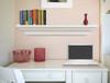 The Crestwood MDF Mantel Shelf (618), Life Style View 5