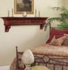 The Devonshire 416-72 Mantel Shelf, Life Style View 1