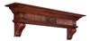 The Devonshire 416-72 Mantel Shelf