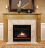"The Williamsburg 56"" Fireplace Mantel Surround (110-56), Life Style View"