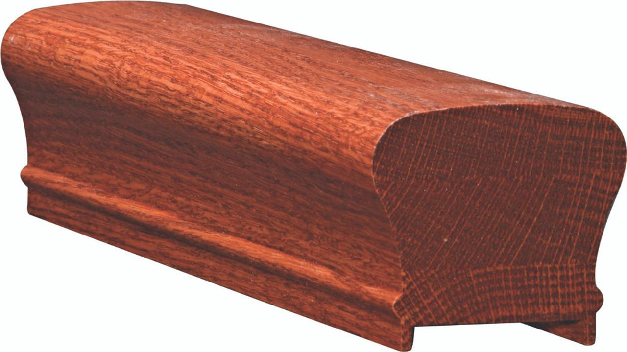 6210P Poplar Plowed Handrail
