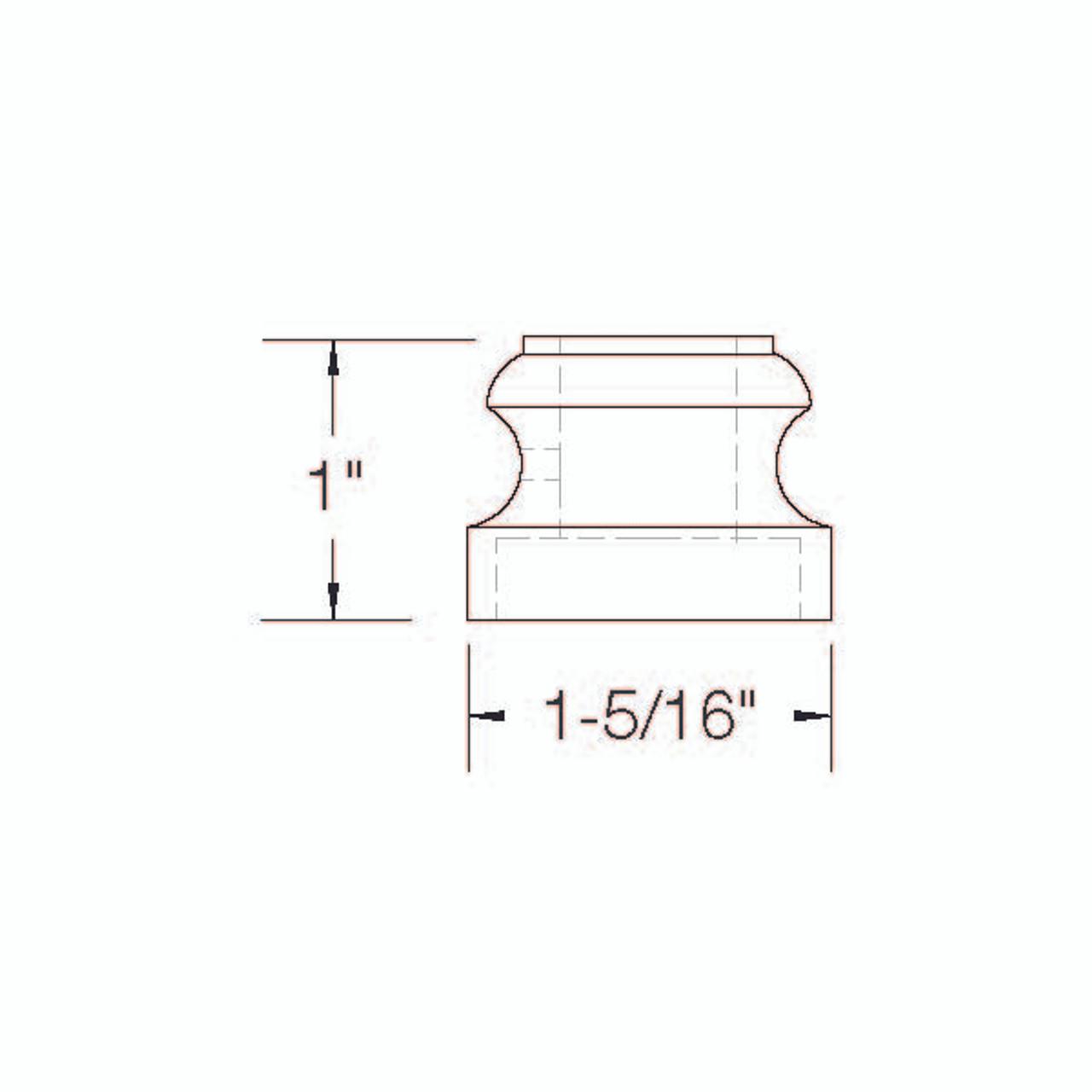 SH901 Flat Shoe Dimensional Information