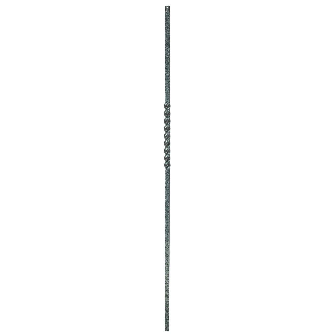 2G02 16mm Single Twist, Tubular Steel Shown in Silver Vein