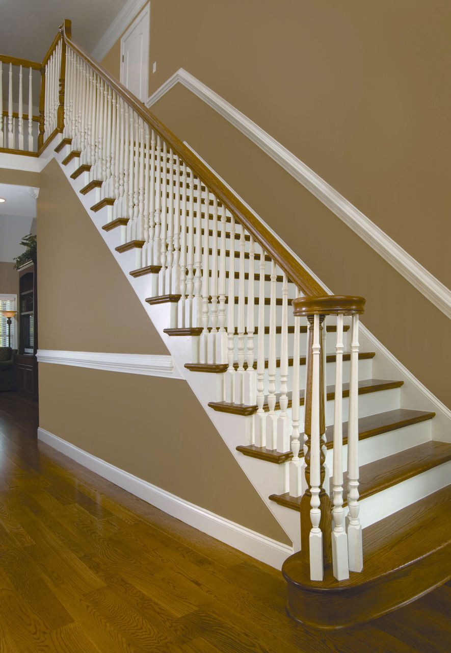 """1815 37.5"""" The 1800's Plain Pin Top Baluster"""
