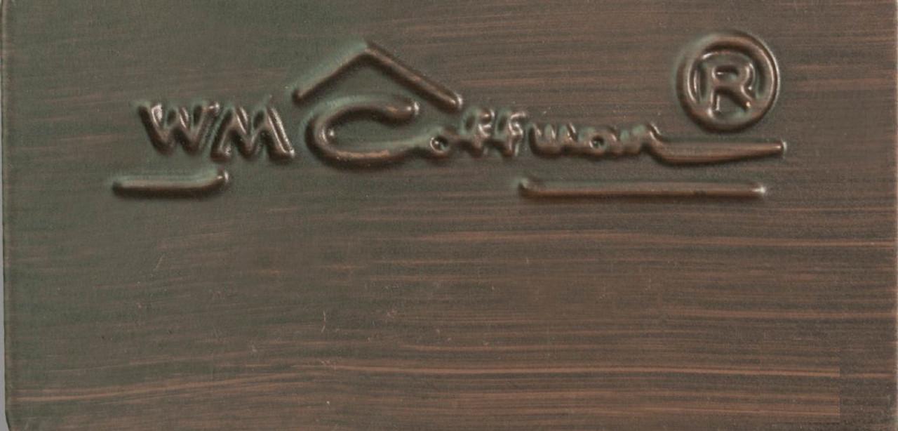 Oil Rubbed Bronze (ORB)