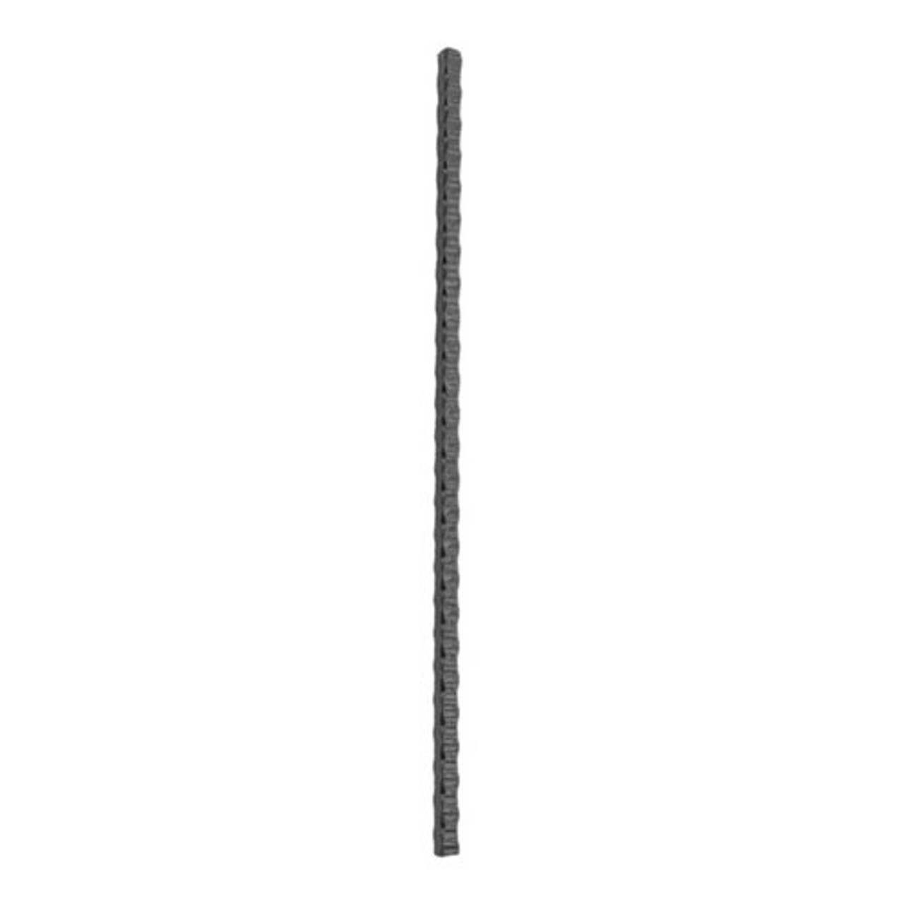 PC56/1 Hammered Newel Post 1 3/16-inch square