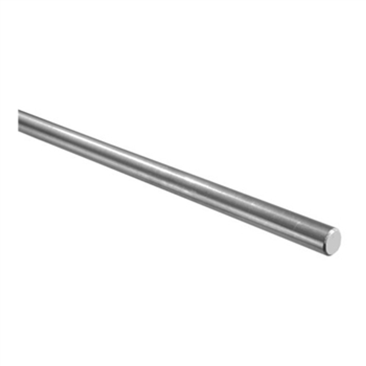 """E0051/6000 3/8"""" Stainless Round Bar, 20'"""