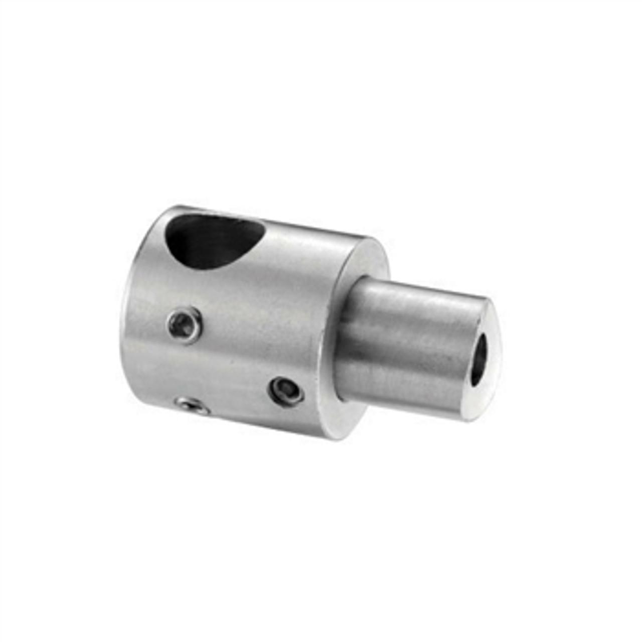 E006316 Stainless Steel Bar Holder, 1/2-inch