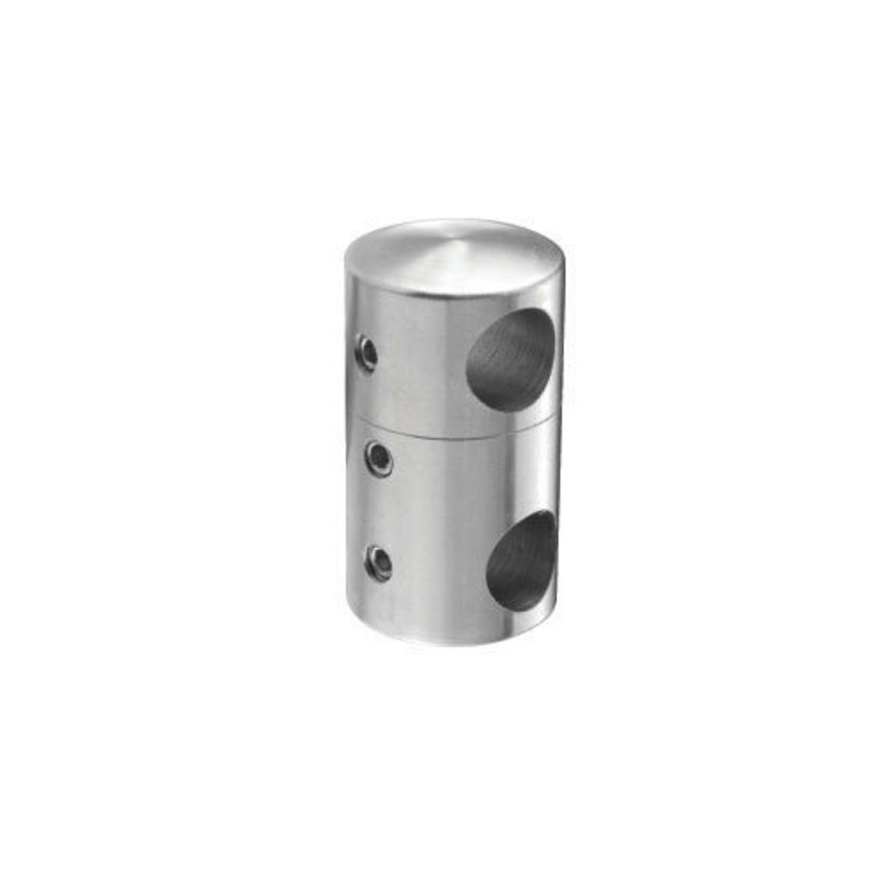 E006977 Stainless Steel Bar Holder, Vertical