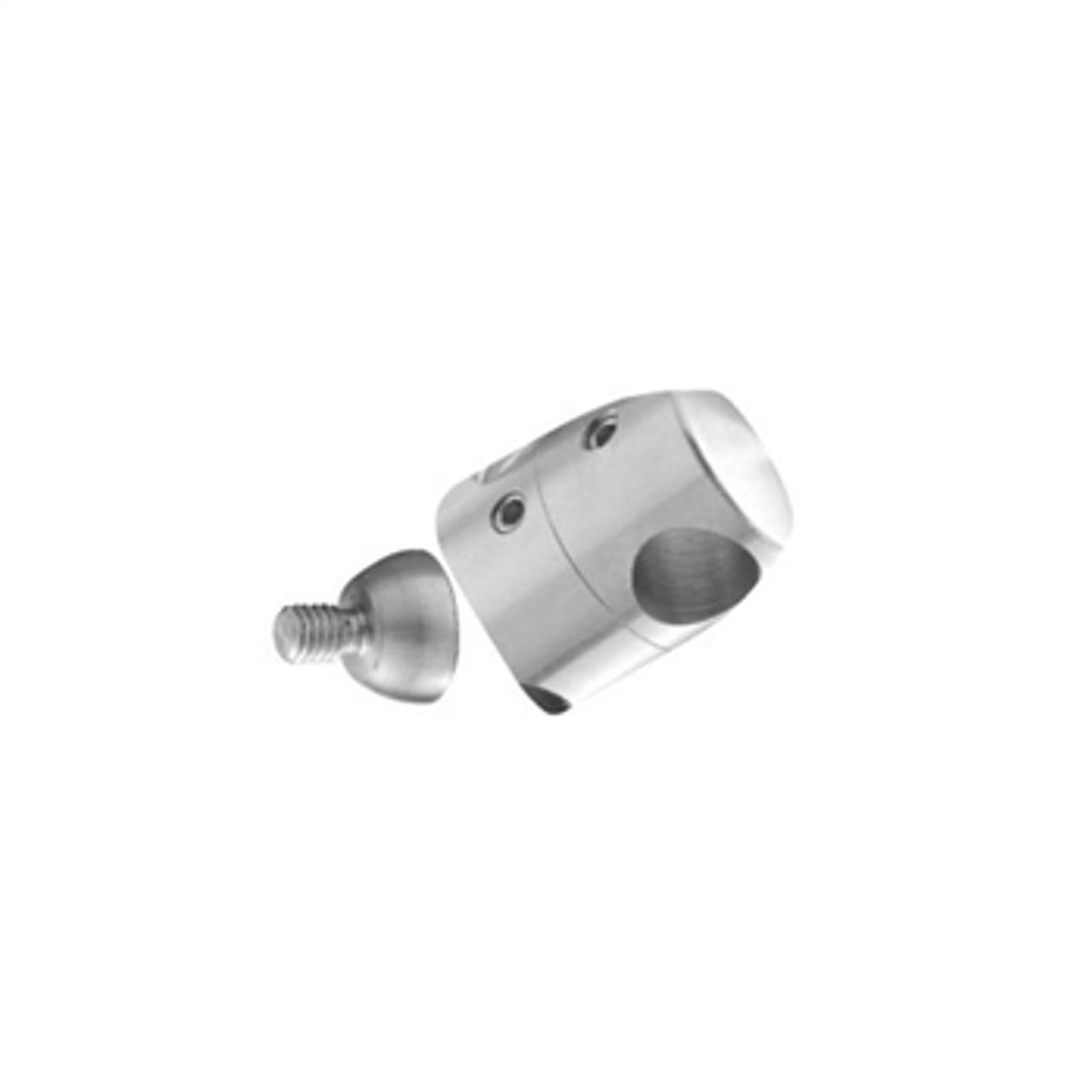 E00699991 Stainless Steel Bar Holder, 1 2/3-inch tube