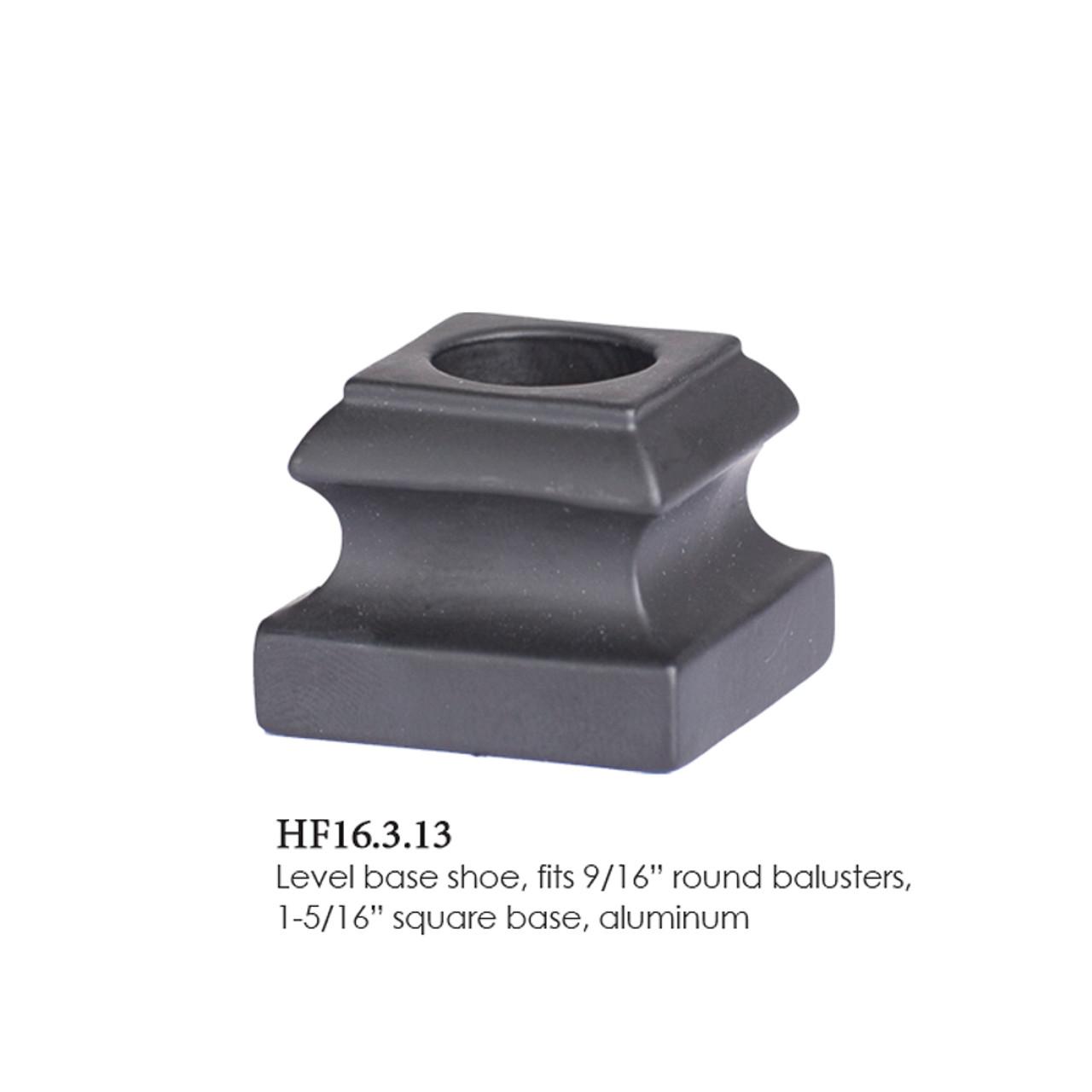 "HF16.3.13 Standard 9/16"" Opening Flat Round Shoe"