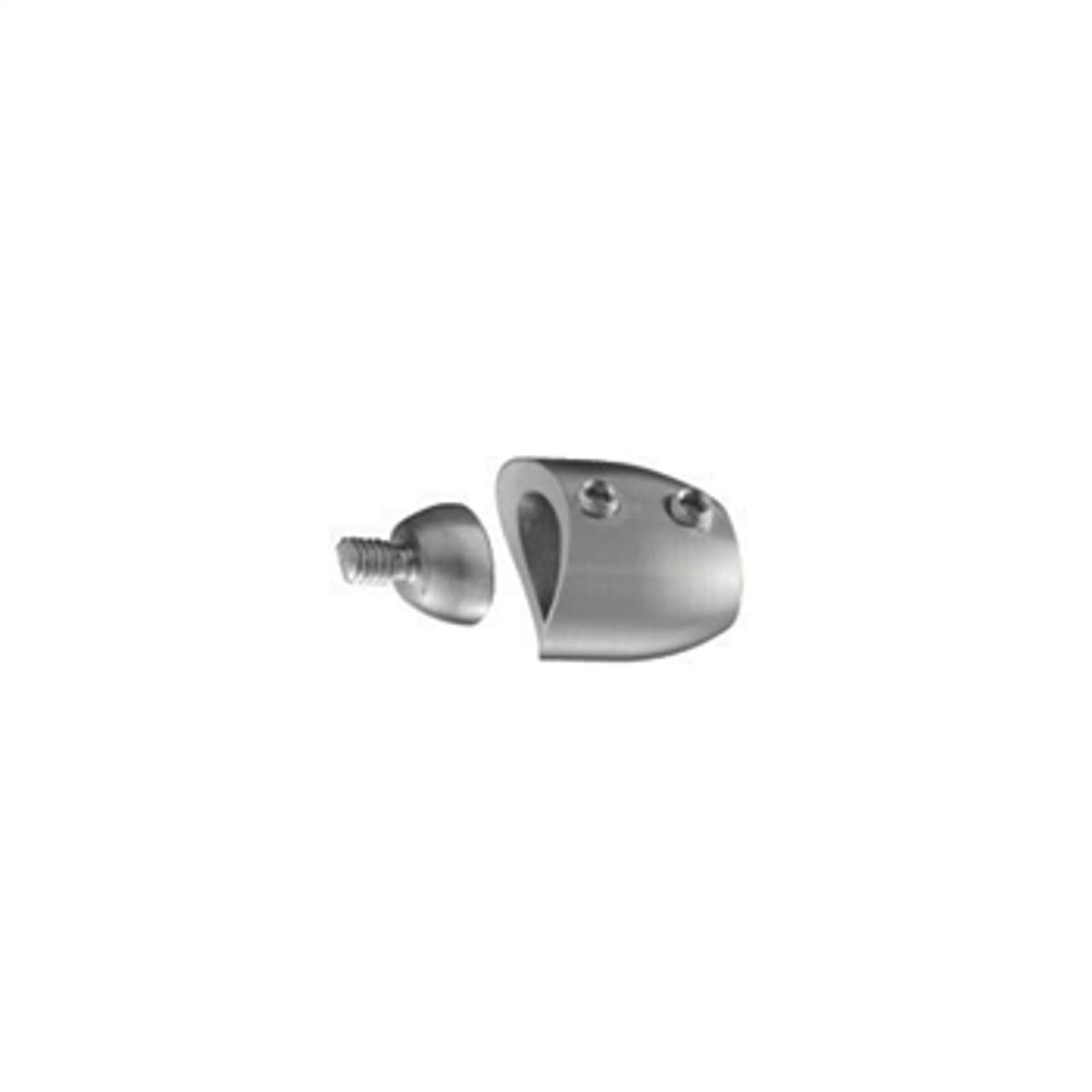 E0069999 Stainless Steel Bar Holder, 1 2/3-inch Tube