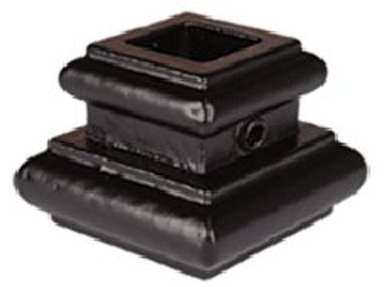 "HF16.3.29 1/2"" Flat Shoe, Oil Rubbed Bronze"