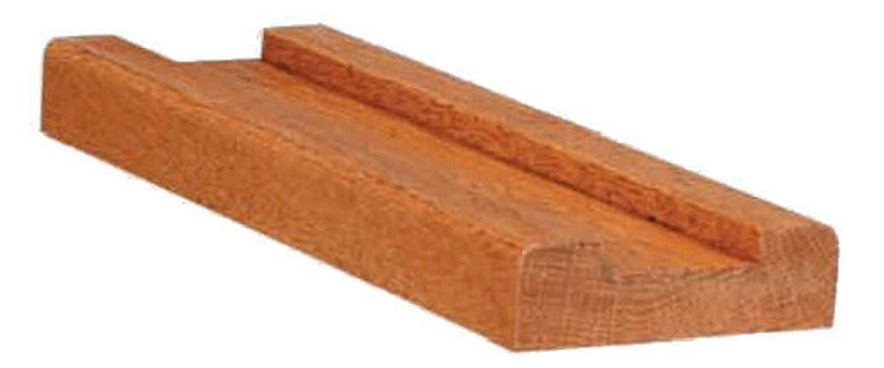 6000S Shoerail, Hard Maple