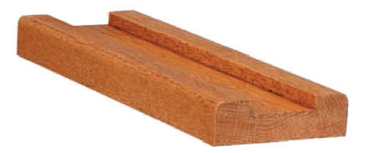 6000S Shoerail, Soft Maple or Ash