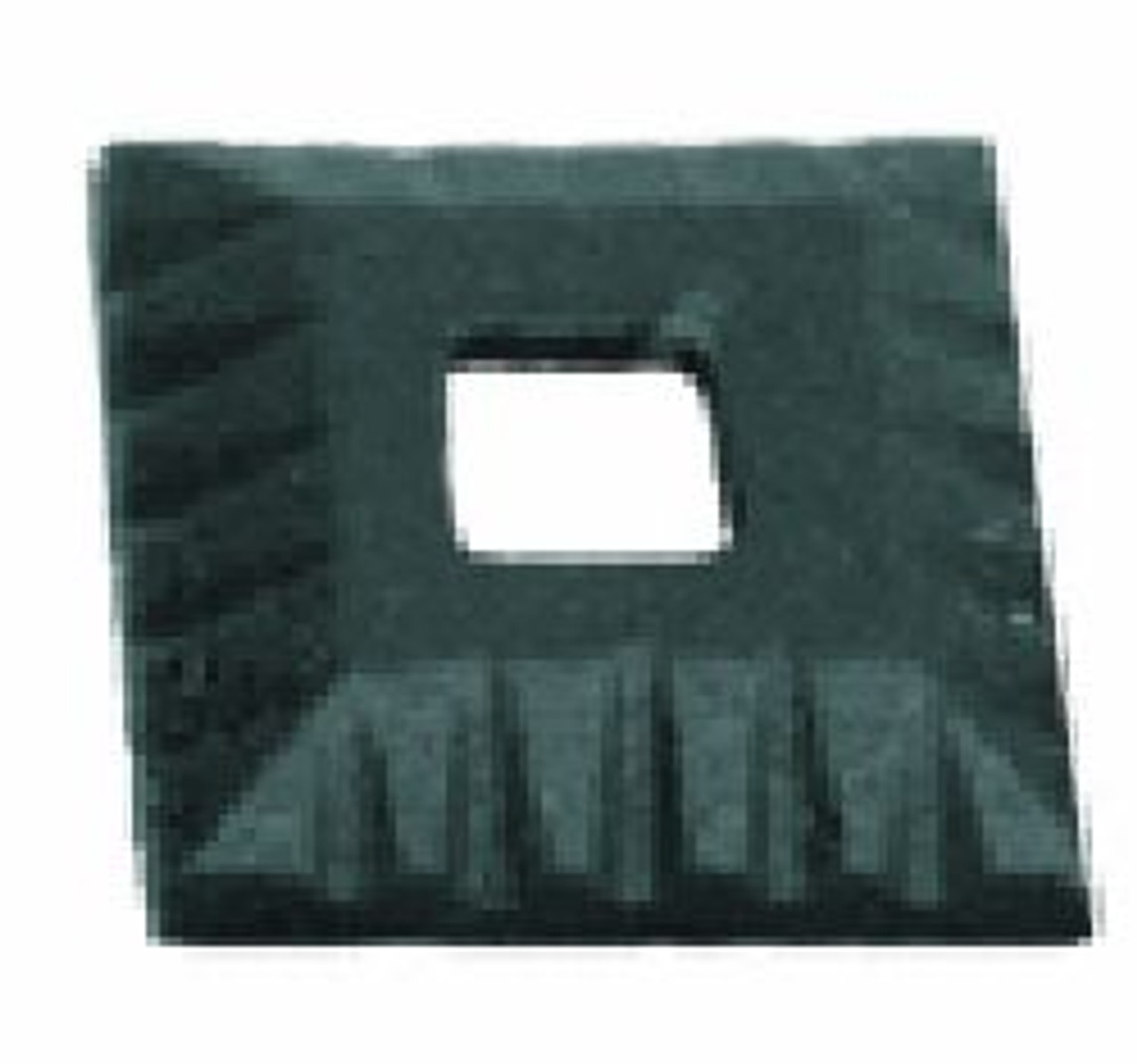 """HF16.3.4 Flat Square Shoe 1/2"""" (12mm) Only"""
