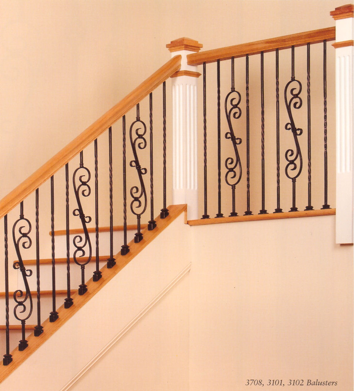 Extra Large Hollow Balusters
