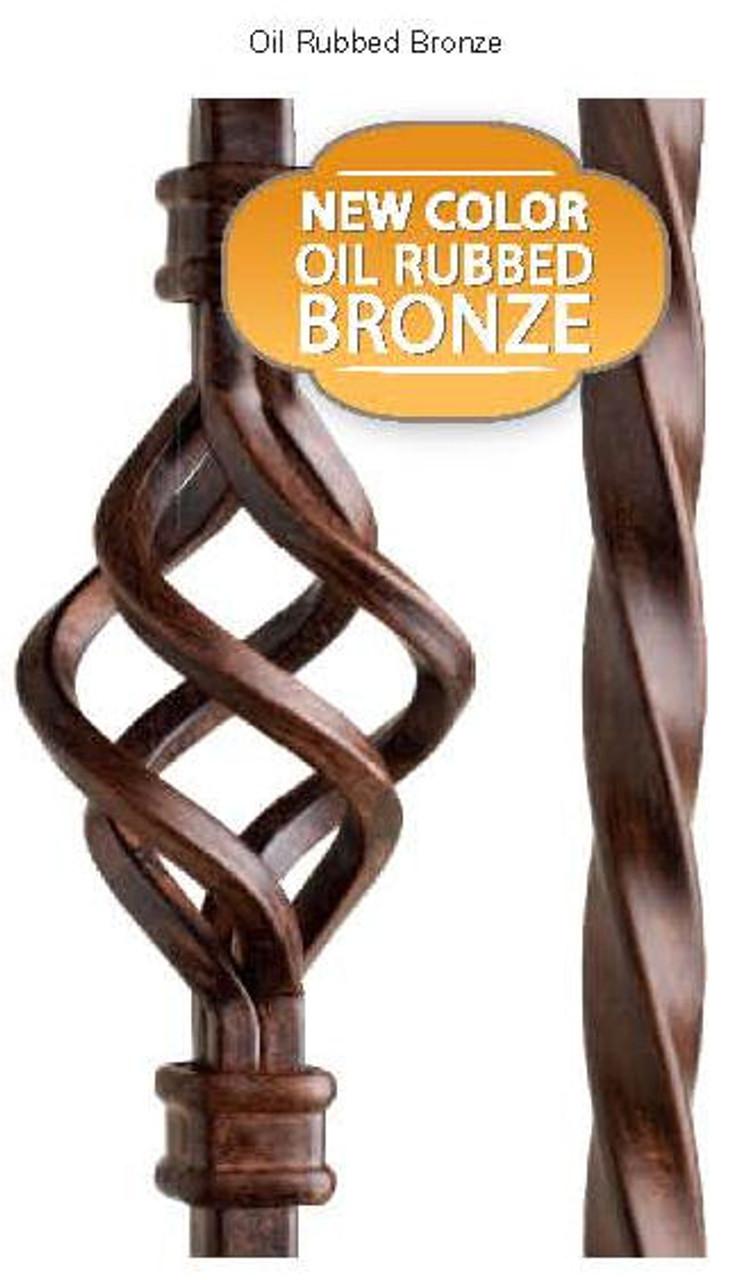 Oil Rubbed Bronze Powder Coat