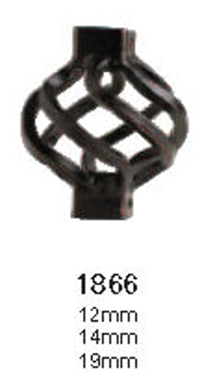 1866 Basket Iron Accessory