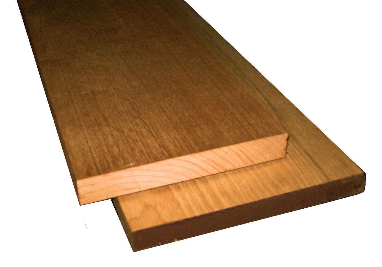 1100 Soft Maple, Beech Skirtboard