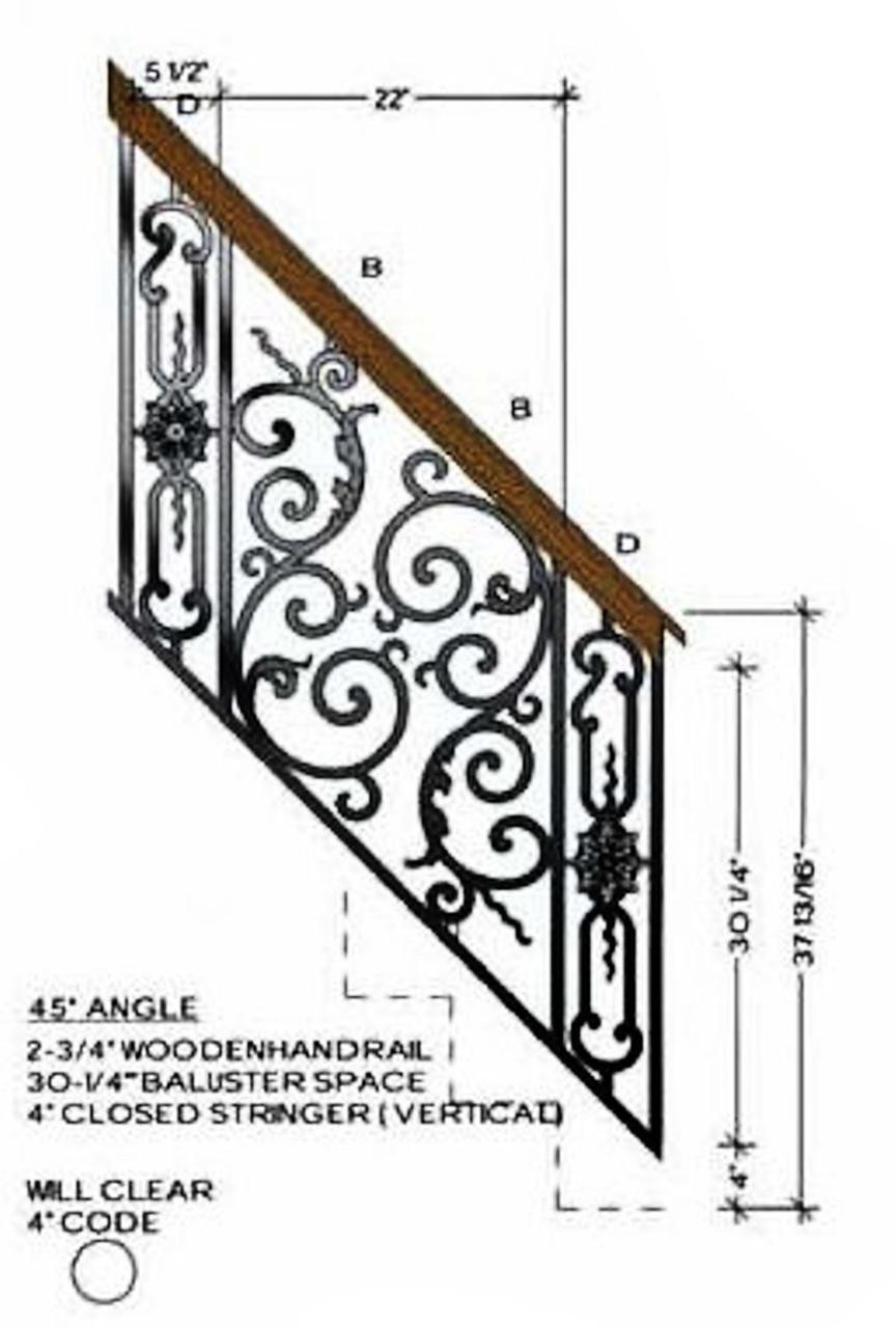 Bordeaux Decorative Panels, Dimensional Information