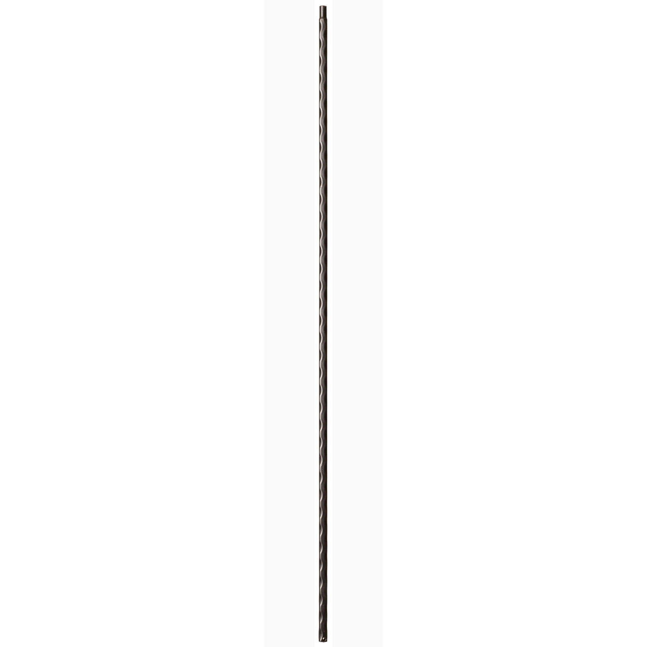 9020HE Plain Edge Hammered Baluster