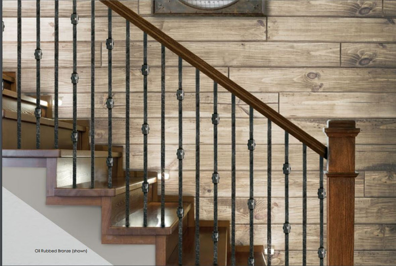 Wentworth Collection in Oil Rubbed Bronze Powder Coat