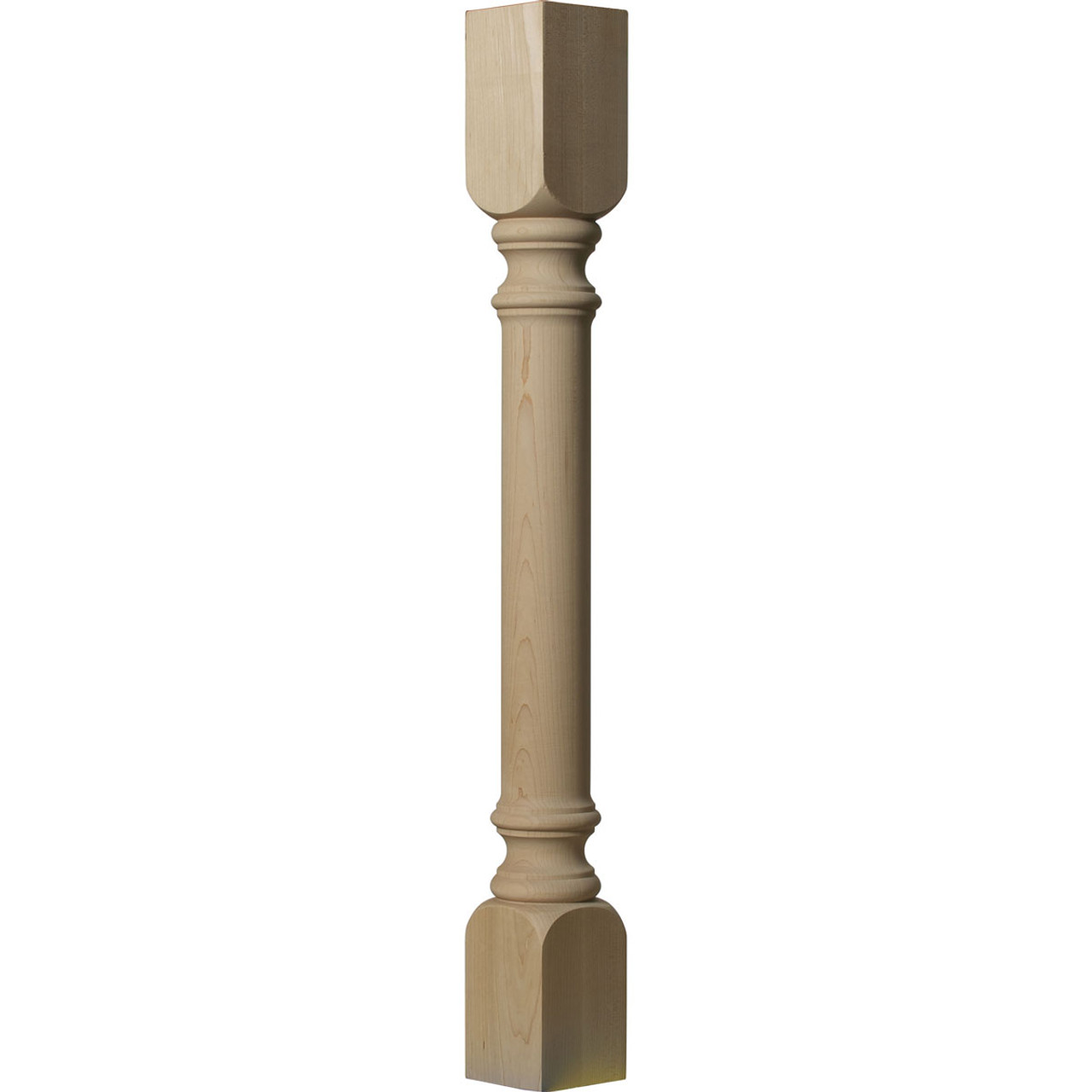 """Traditional Cabinet Column 3 1/2"""""""