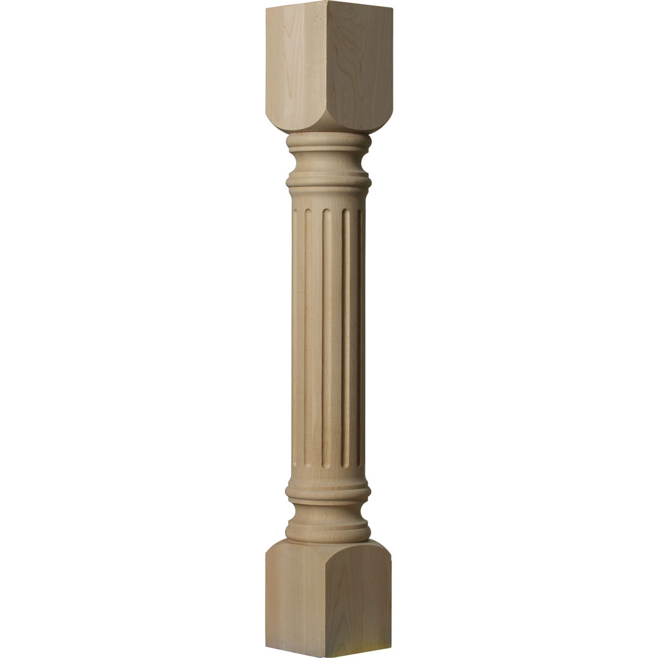 "Richmond Fluted Cabinet Column 5"""