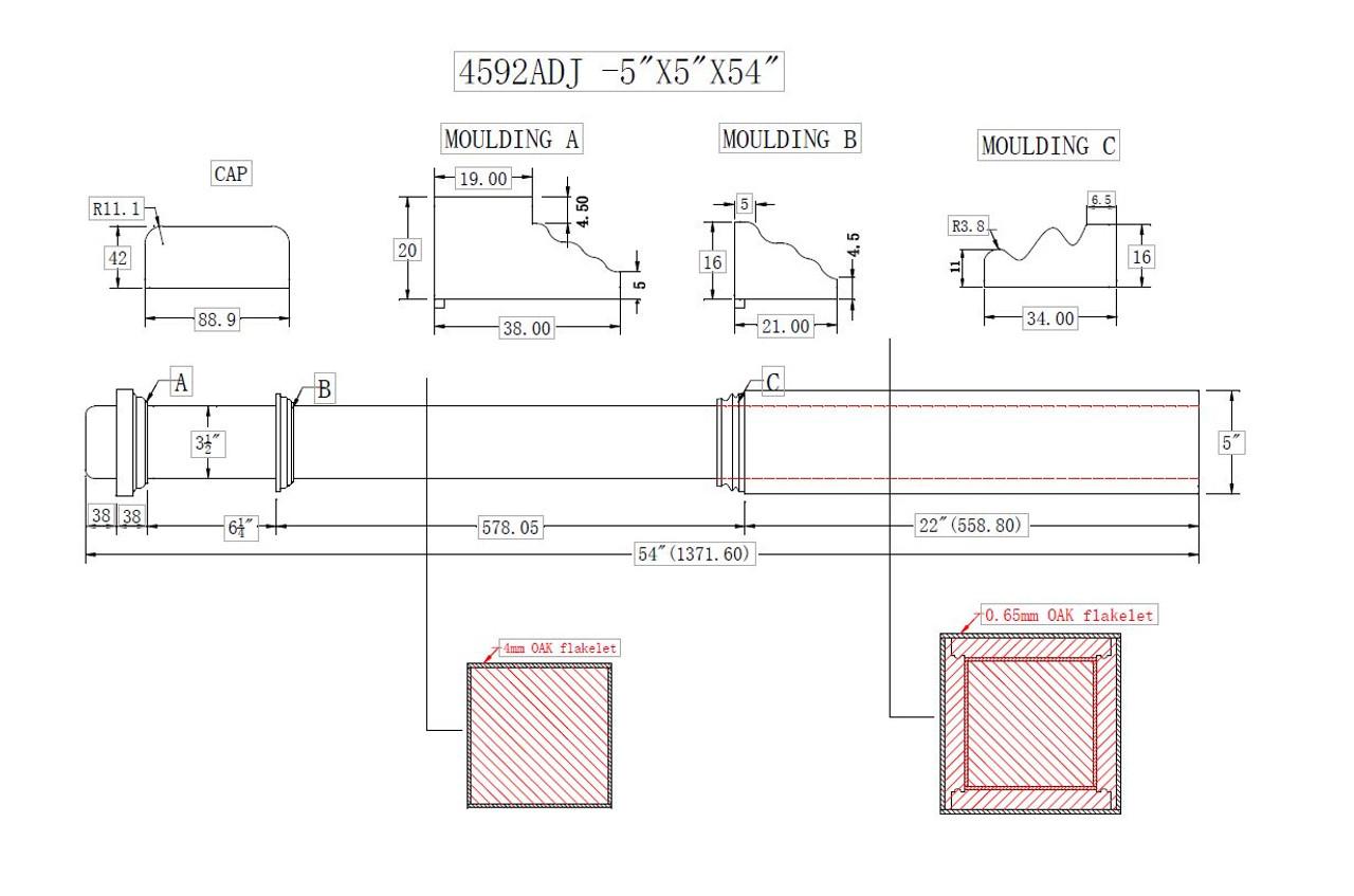 4592-ADJ CADD Drawing