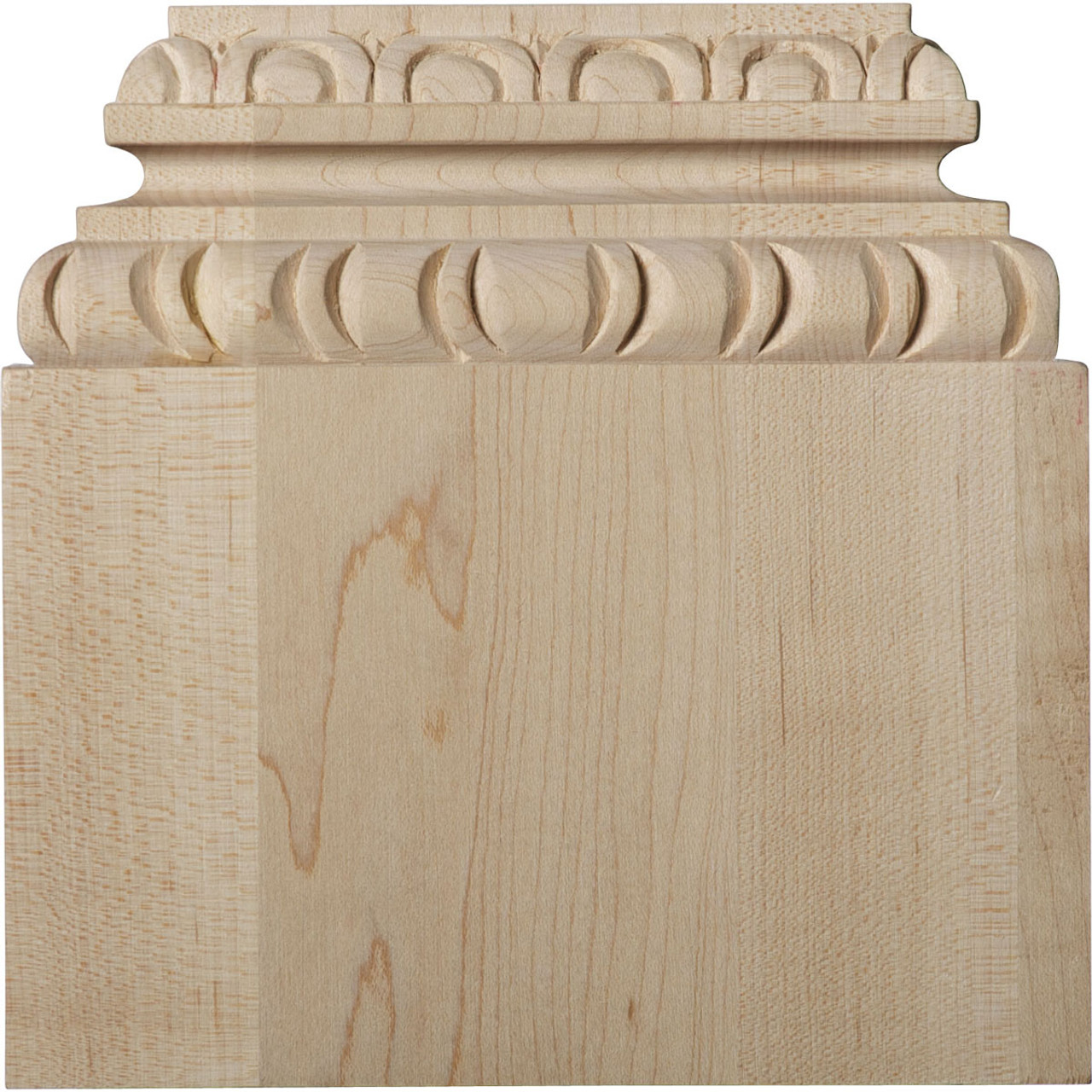 Chesterfield Pilaster Base, Small (BAS05X02X06CH)