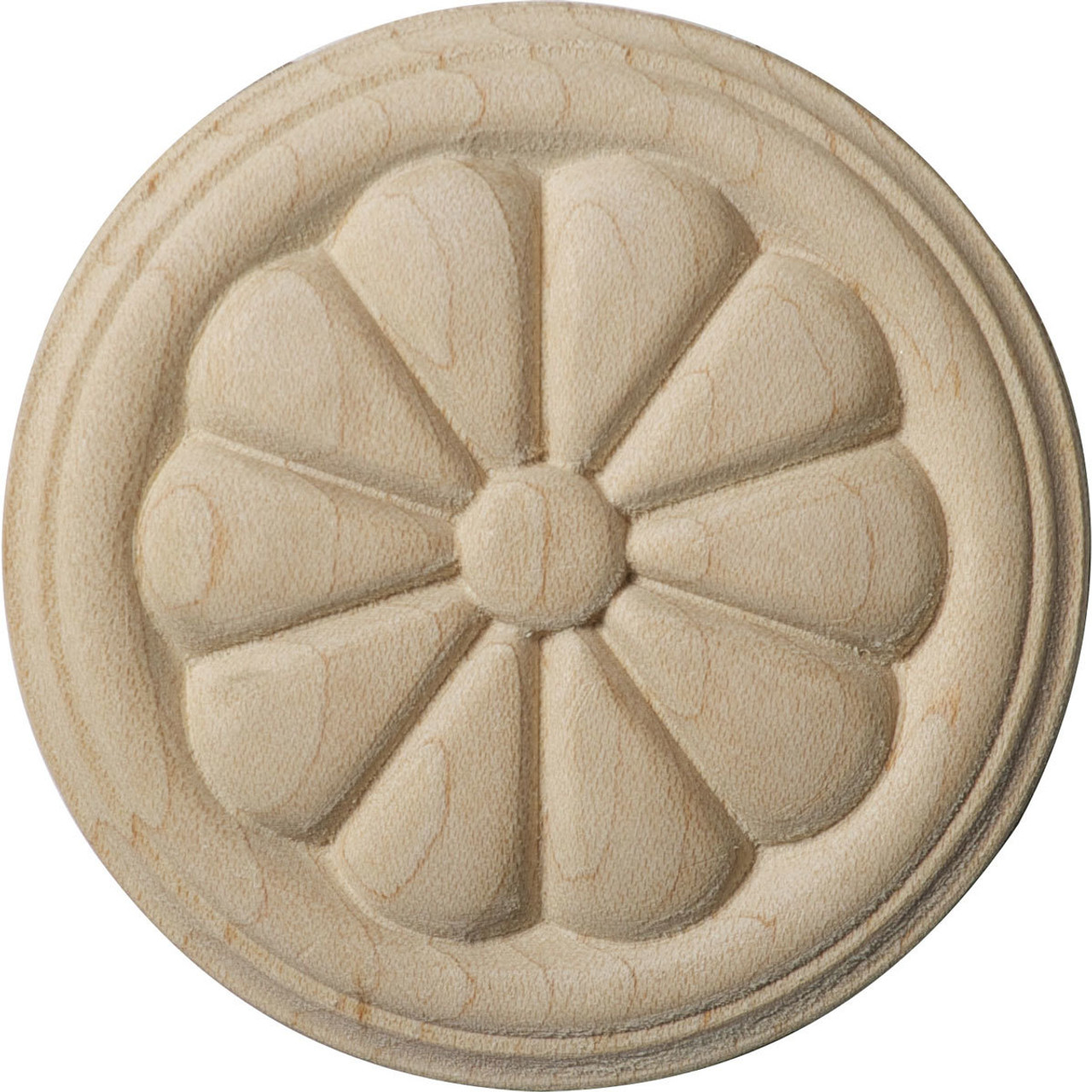 """Reese Rosette, 3-1/2"""" Wide (ROS03X03RE)"""