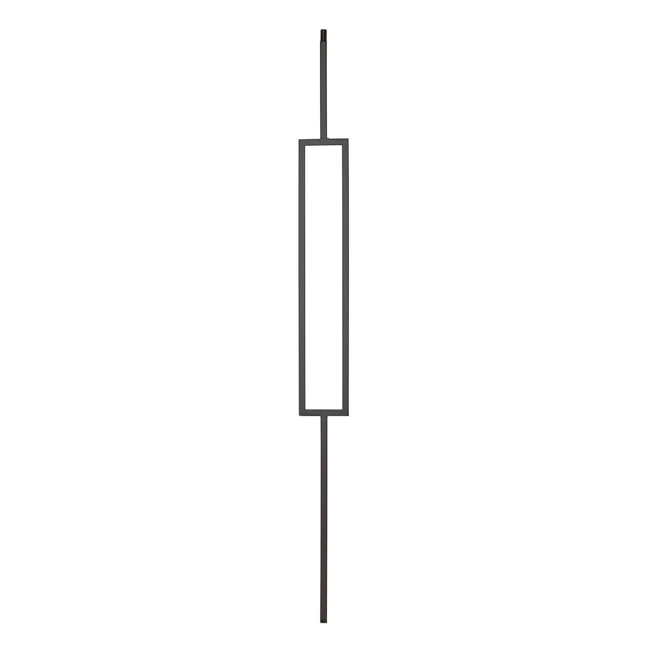9089CS Rectangle Contemporary Baluster