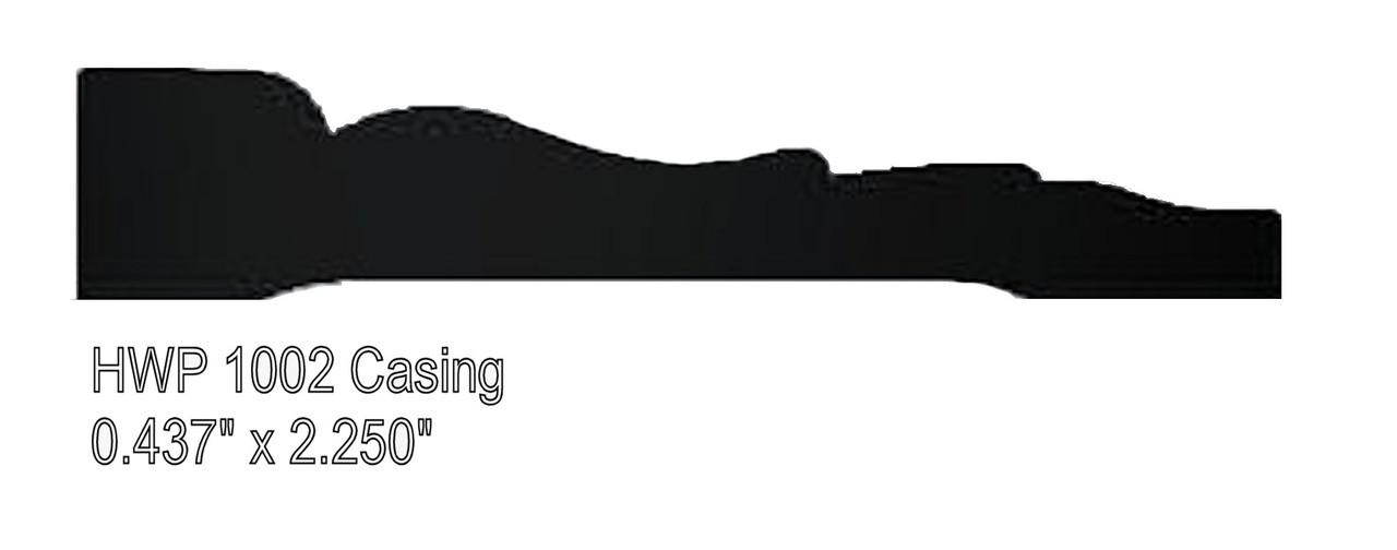 1002 Hardwood Casing
