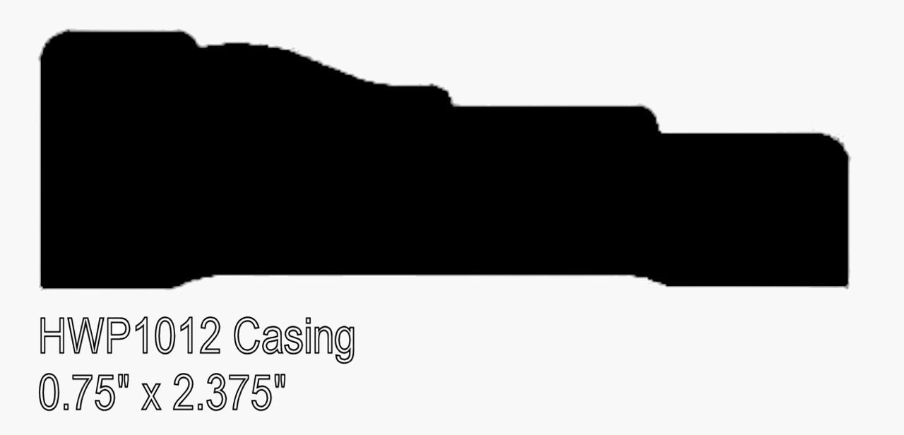 1012 Hardwood Casing