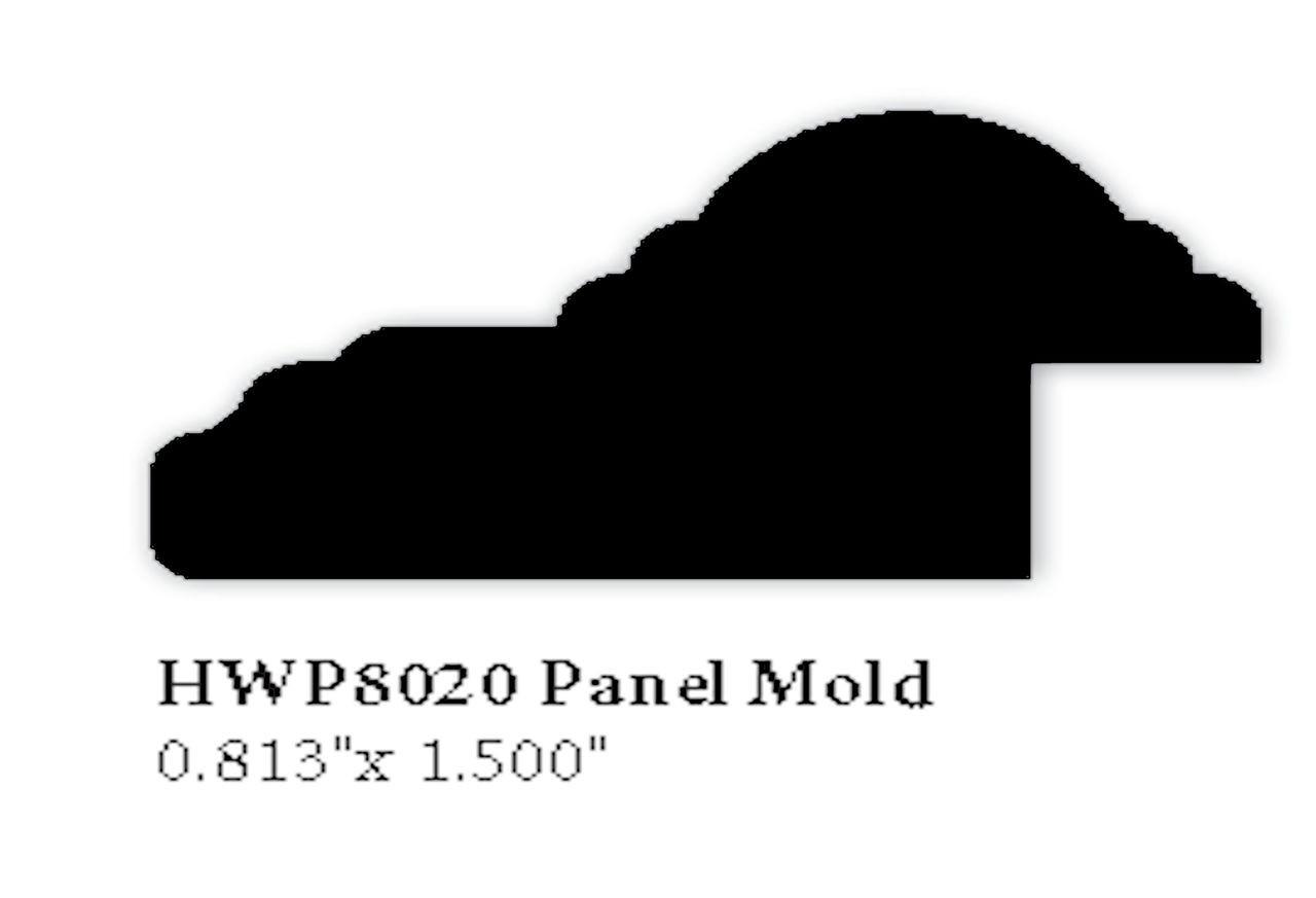 8020 Panel Mold